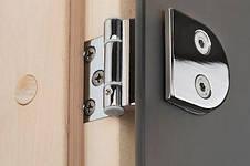Двери для бани 70х190 см Greus Classik (матовая бронза), фото 3