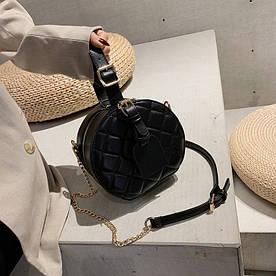 Стеганая женская сумочка