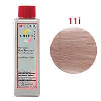 Стойкая безаммиачная жидкая краска для волос CHI Ionic Shine Shades Liquid Color 89 мл 11i (Очень светлый радужный блондин плюс)