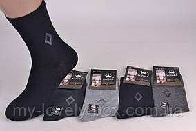 "ОПТОМ.Мужские носки ""КОРОНА"" Хлопок(Арт. LKA1039) | 12 пар"