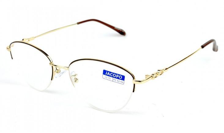 Женские готовые очки (+2.0) модель 6611