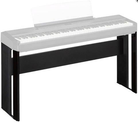 YAMAHA L515 (Black) Стойка для сценического пианино P515, фото 2