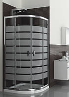 Душевая кабина Aquaform Lazuro стекло Brick 100-06566