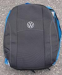Чехлы Nika на Volkswagen Polo VI раздельн. 2017- автомобильные модельные чехлы на для сиденья сидений салона