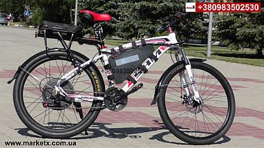 Потужний електровелосипед 1500W 48V 20Ah Electric bike Electric, фото 3