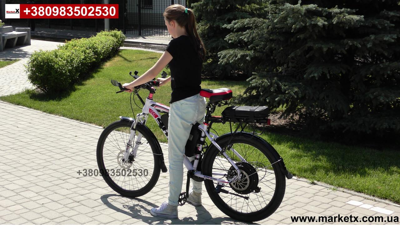 Потужний електровелосипед 1500W 48V 20Ah Electric bike Electric