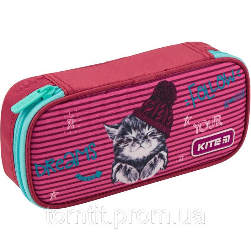Пенал - коробка Fluffy Animals K19-662-3, ТМ Kite
