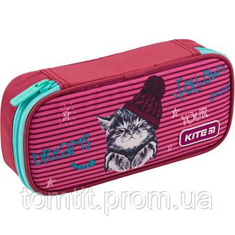 Пенал - коробка Fluffy Animals K19-662-3, ТМ Kite, фото 2