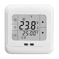 Терморегулятор термостат цифровой для теплого пола ВТВ