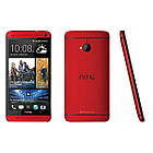 Смартфон HTC One M7 (801e) 32Gb Red, фото 3