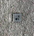 Apple Микросхема iPhone 6 / 6 Plus контроллер кнопки HOME - 4 pin