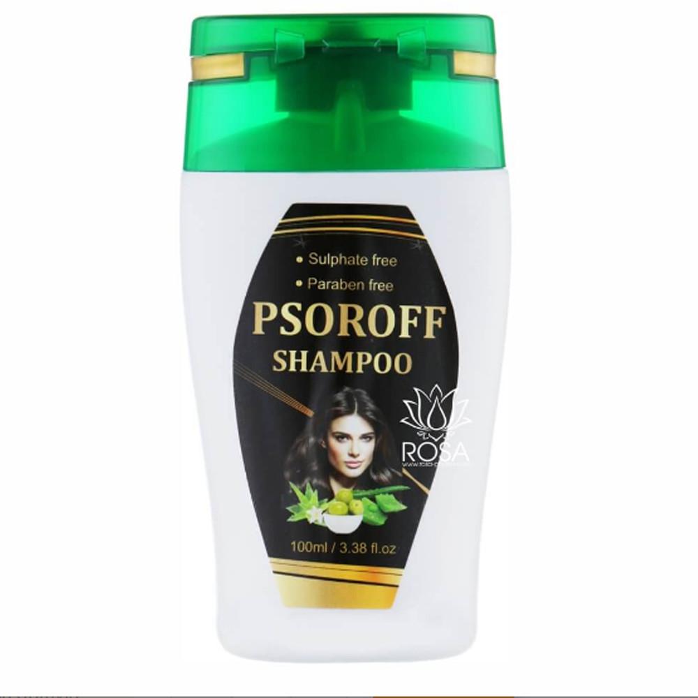 Шампунь для волос Псорофф (Psoroff Shampoo, Sanjeevi), 100 мл - для всех типов волос