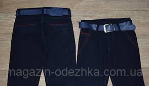 Школьные чёрные брюки  для мальчика оптом на 11-15 лет, фото 2