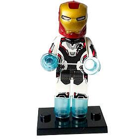Железный Человек Мстители Финал Супергерой Марвел Аналог лего