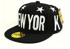 Кепка New York черная 3246