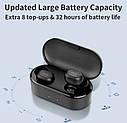 Беспроводные наушники Bluetooth QCY T2 (QS2) Black, фото 2