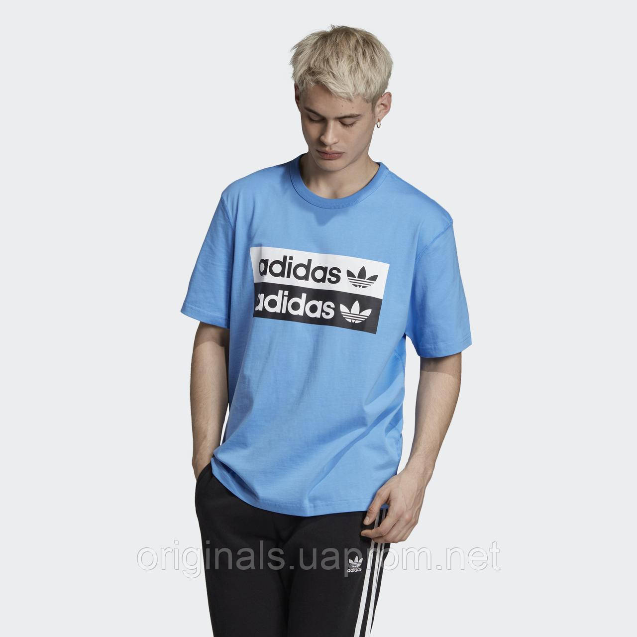 Мужская футболка Adidas Logo ED7193