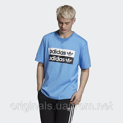 Мужская футболка Adidas Logo ED7193  , фото 2