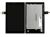 "Дисплей Lenovo Yoga Tablet 3-X50 (10"") LTE complete Black (ZA0K0025UA)"