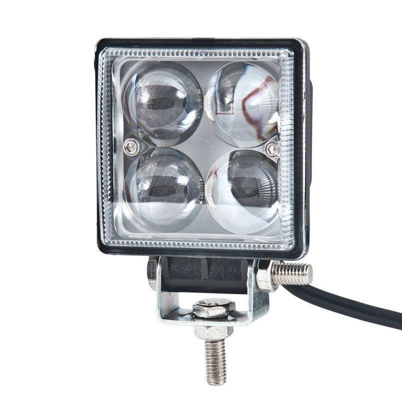 Фара LED світлодіодна Belauto Epistar Spot, 12W, точковий світло