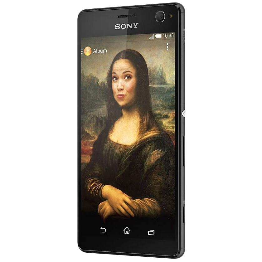 Смартфон Sony Xperia C4 Dual (Black)