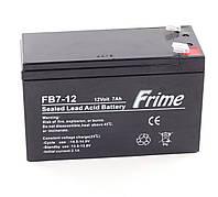 Аккумулятор Frime 12V / 7Ah для детских электромобилей и ИБП