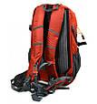 Молодежный туристический рюкзак 35 л. Royal Mountain 1465 orange оранжевый, фото 2