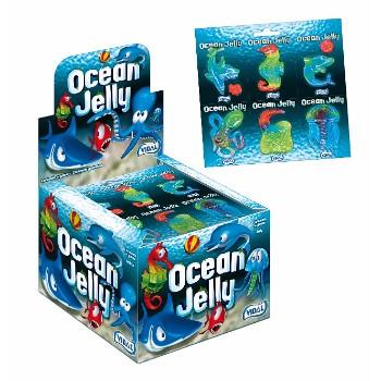 Жевательный мармелад Ocean Jelly. 690гр.  Испания