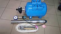 Комплект системы водоснабжения KTD-3MID-24HМ для скважины 5-10 м, фото 1