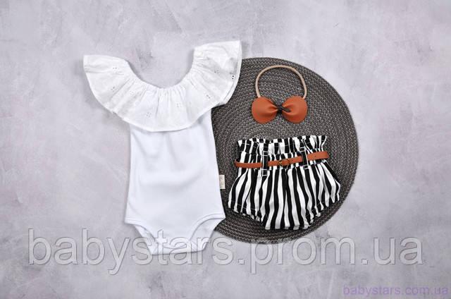 набор летней одежды для девочки