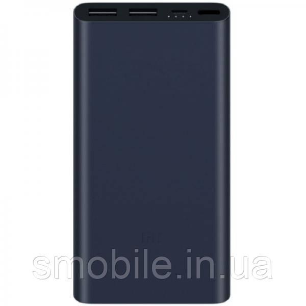 Xiaomi Внешняя аккумуляторная батарея Xiaomi Mi2i (2 USB) (10 000mAh) черная (оригинал)