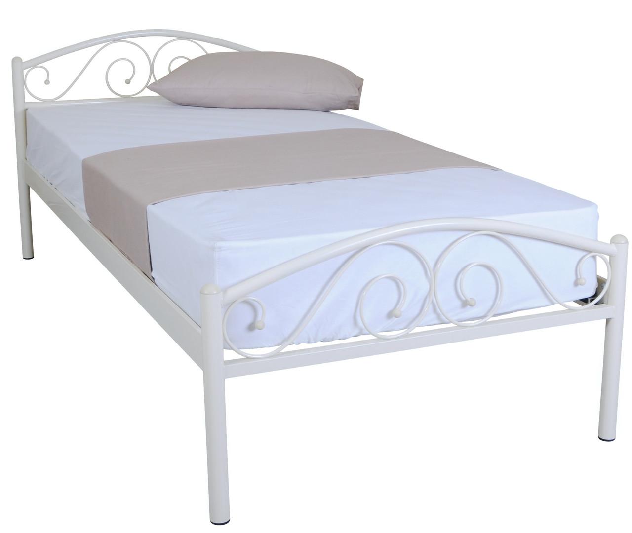 Кровать  Элис Люкс односпальная ТМ Melbi
