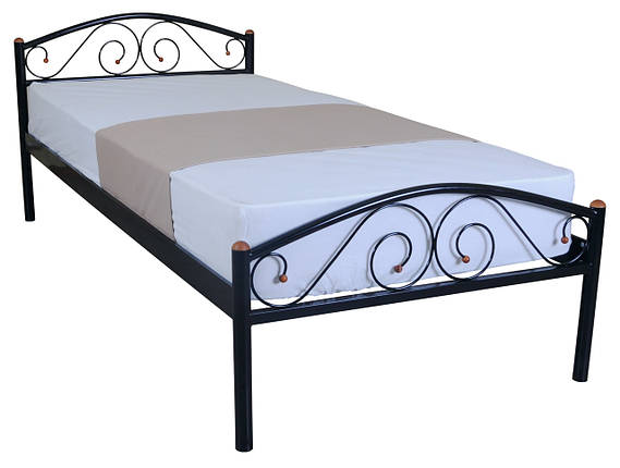 Кровать  Элис Люкс односпальная ТМ Melbi, фото 2
