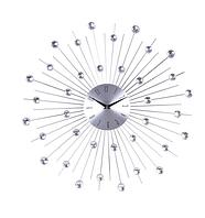 "Настенные часы ""MOON"" Cristal 50 см"