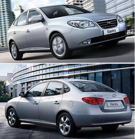 Фары передние для Hyundai Elantra HD '06-10