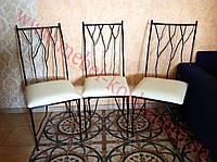 Металлические стулья для кухни  37