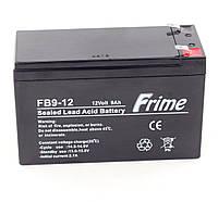 Аккумулятор Frime 12V / 9Ah для детских электромобилей и ИБП