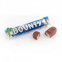 Шоколадные конфеты Bounty 1 батончик