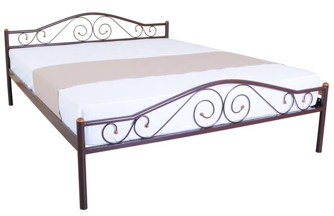 Кровать Элис Люкс двуспальная ТМ Melbi, фото 2