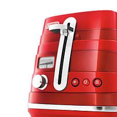 Тостер DeLonghi CTA 2103 R Avvolta, фото 3