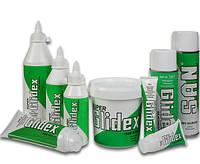 Смазочный мыльный  состав для пласт/метал  соединений Special  Glidex в 1кг пластиковой  банке