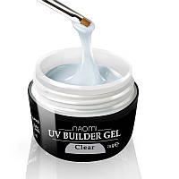 Гель Naomi UV Builder Gel Clear, 28 гр.