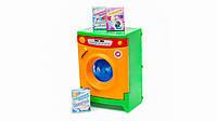 Детская игрушечная стиральная машина от ТМ Орион  со звуковыми эффектами
