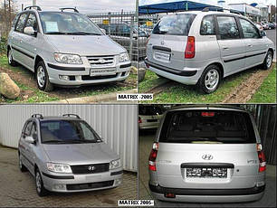 Фары передние для Hyundai Matrix '01-08