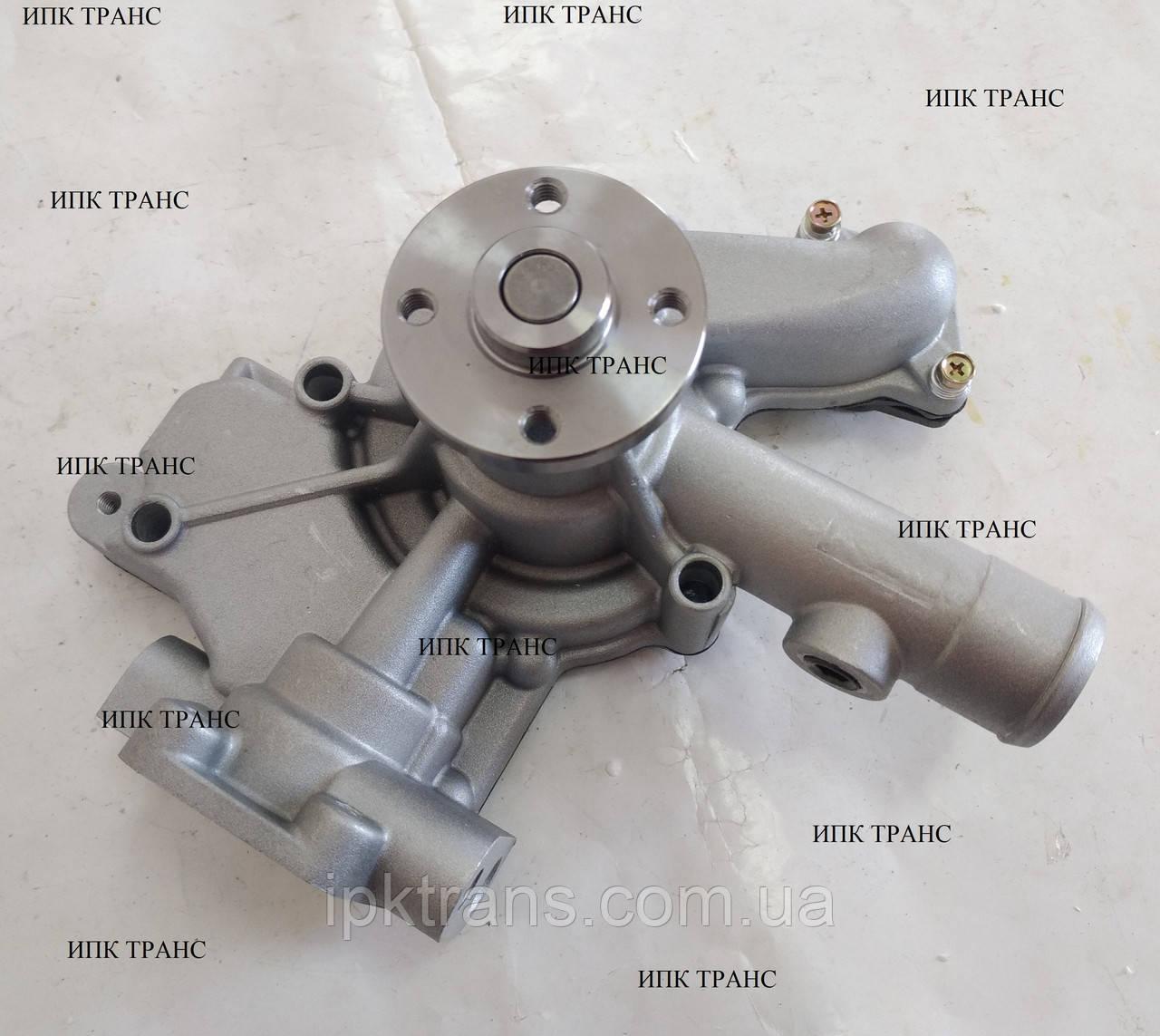 Насос водяной двигателя KOMATSU 4D98E