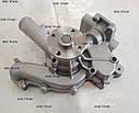 Насос водяной двигателя KOMATSU 4D98E, фото 2