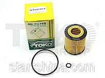 Фильтр масляный (вставка) TOKO Mazda 6, Ford Mondeo T1112022