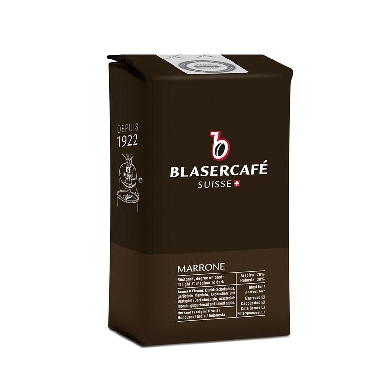 Кава в зернах Blasercafe Marrone (250 г.)