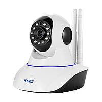 Камера видеонаблюдения KERUI IP WiFi camera PTZ (REka117)