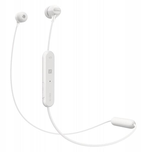 Наушники Sony WI-C300 White (WIC300W.E)